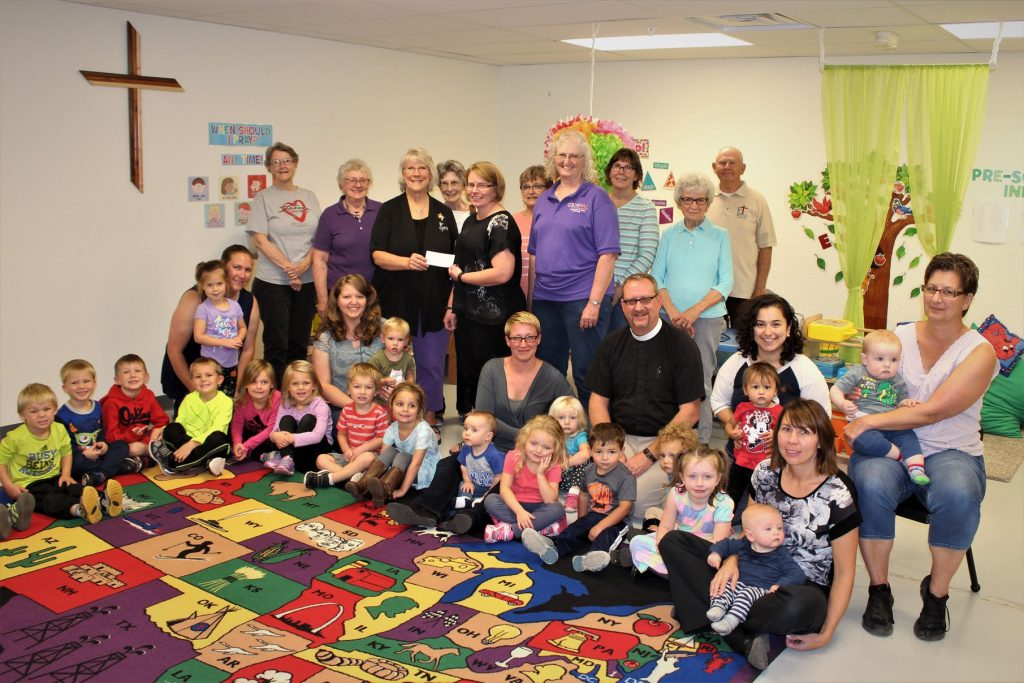Early Childhood Receives $5,000 Grant