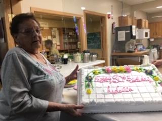Ardella Berg's 80th Birthdat